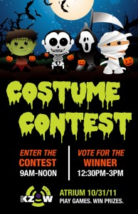 KZOW Halloween Costume Contest
