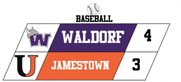 Baseball Thur. Apr. 12th Game 1