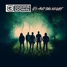 ThreeDoorsDownUsandtheNightalbum